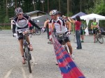 Teamsprint im MTBO 2009